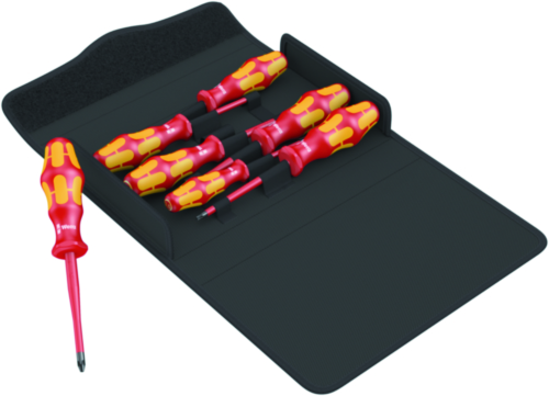 Wera Screwdriver sets 100 IS/7 SET 1