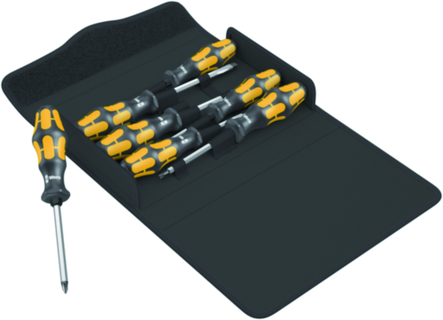Wera Screwdriver sets 900/7 SET 1