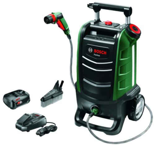 Bosch Nettoyeur pression sur batterie 06008B6101