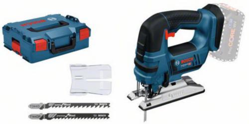 Bosch Sans fil Jigsaw set GST 18 V-LI B