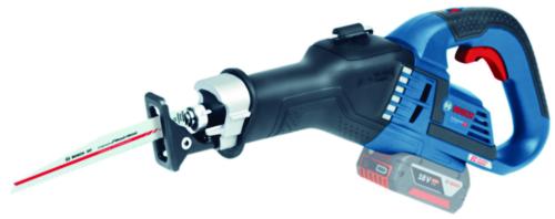 Bosch Cordless Sabre saw GSA 18 V-32