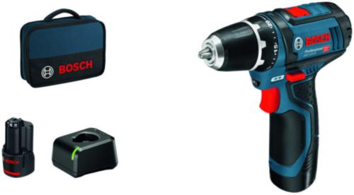 Bosch Akkuschrauber 2X2AH