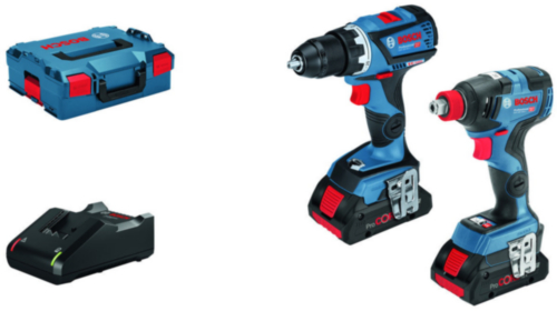 Bosch Accu pack set 2X4AH