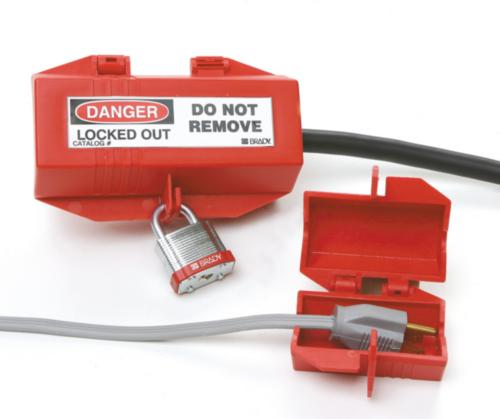 Cerraduras de riesgo eléctrico