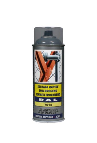 Motip 07018 Lacquer spray 400 Basalt grey