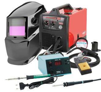 Welding, soldering & gas app. deals