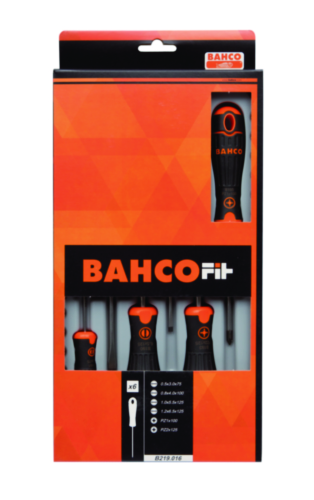 Bahco Screwdriver sets B219.016