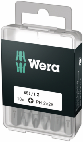 Wera Bity 851/1 Z PH 1 DIY 1X25