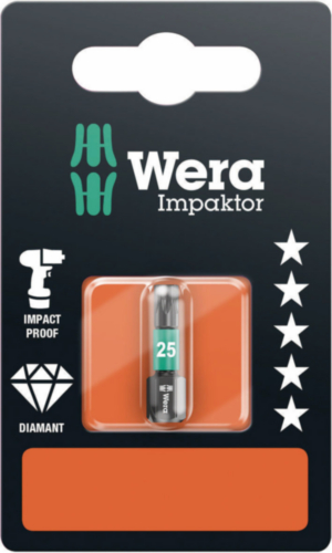 Wera Embouts 867/1 IMP DC 40X25