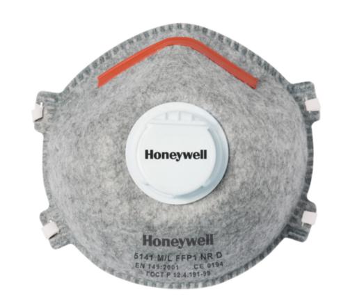 Honeywell Wegwerpmaskers met ventiel 1005593