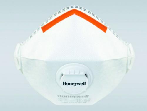 Honeywell Wegwerpmaskers met ventiel 1005630
