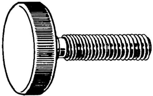 Lage kartelschroef DIN 653 Automatenstaal Elektrolytisch verzinkt