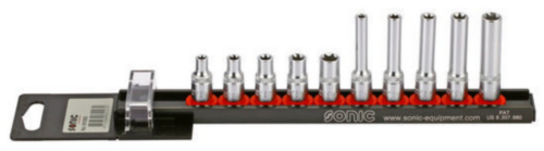 Sonic Socket sets 1/4IN 101002