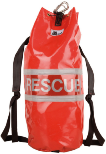 MILL ROPE BAG MEDIUM WITH RESCUE LOGO