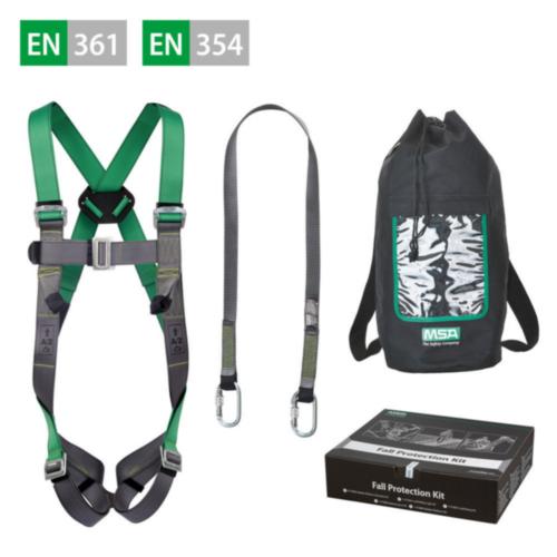 MSA Kit de protection antichute 10194466