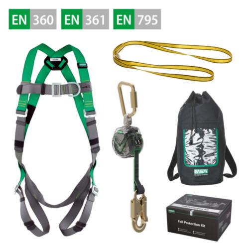 MSA Kit de protection antichute 10194469