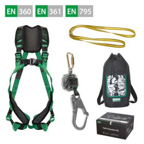 MSA Kit de protection antichute 10194470
