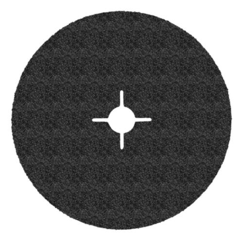 3M Fiber disc 501C 125X22MM P036
