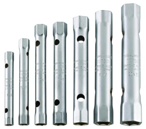 Stahlwille Pijpsleutel sets 10750N/7 10750N/7
