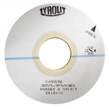 Tyrolit Grinding wheel 400X25X127