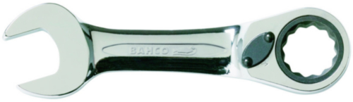 BAHC RATCHET COMBI WRENCH 10RZ-11/16