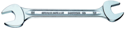Stahlwille Double ended spanners 10 14 X15 MM