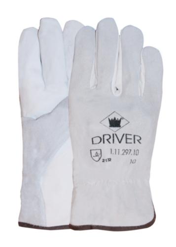 Beschermende handschoenen Nerf/splitleder SIZE 9