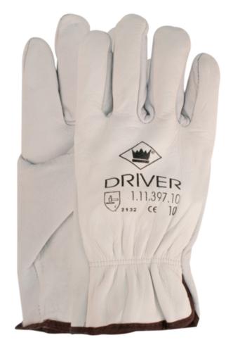 Beschermende handschoenen Nerfleder SIZE 8
