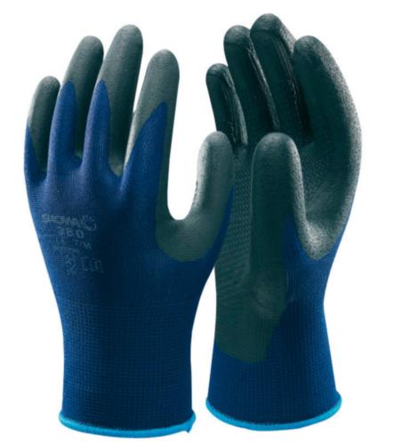 Showa Handschoenen Nitril 380 SIZE L