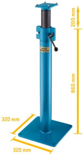 Heuer Toebehoren & onderdelen 120 MM