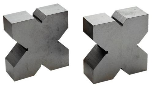 FAC SURFACE PLATES AND V-BLOCK 1202 1202