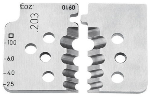 KNIP SPARE BLADES FOR NO. 12 12 10