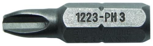 STAH SCREWDR BIT PH 12--        1222 GR2