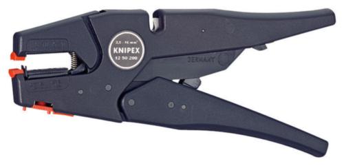 KNIP SELF-ADJ. INSULATN STRIPPERS 210 MM