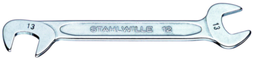 Stahlwille Double ended spanners 12A 7/16