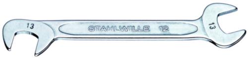 Stahlwille Clés à fourches doubles 12 8 MM