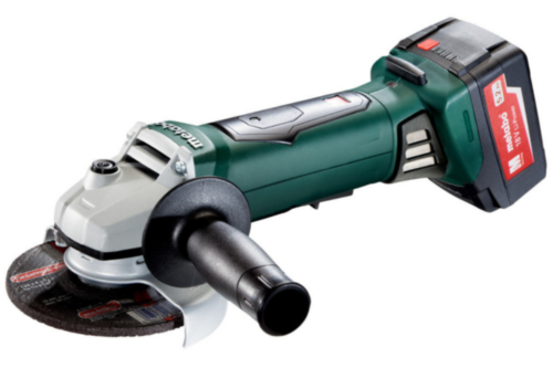 Metabo Cordless Angle grinder WP 18 LTX 125 QUICK