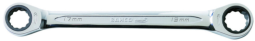 BAHC RATCHET RING WRNCH 1320RZ-5/8-11/16
