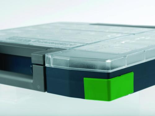 RAACO BOXXSER ID-TAG GREEN 4PC