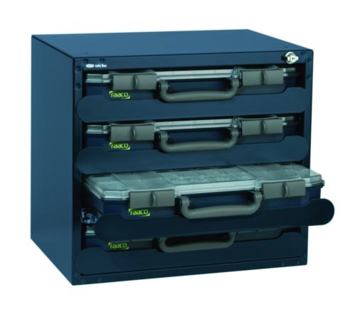 RAAC SAFE BOX 2X CL55-24, 2X CL55-25/2