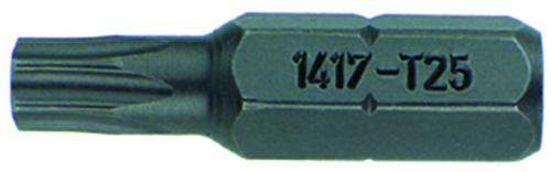 STAH SCREWDR BIT TORX 14-        1411 T7