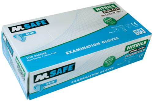 M-Safe Wegwerp Nitril 4530 SIZE 10