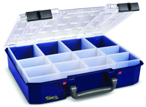 Raaco Sortimentskoffer 80 4X8-12