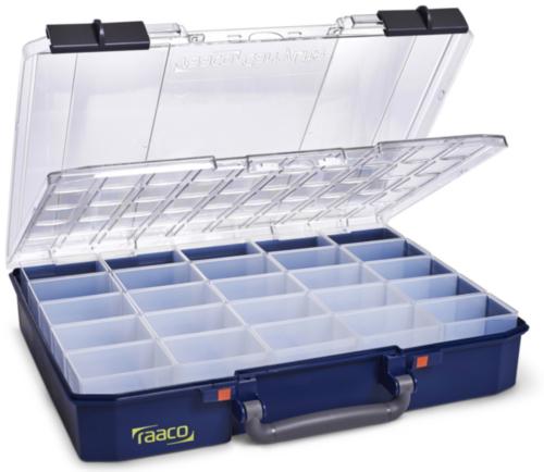 Raaco Assortment boxes 80 5X10-25 DLU