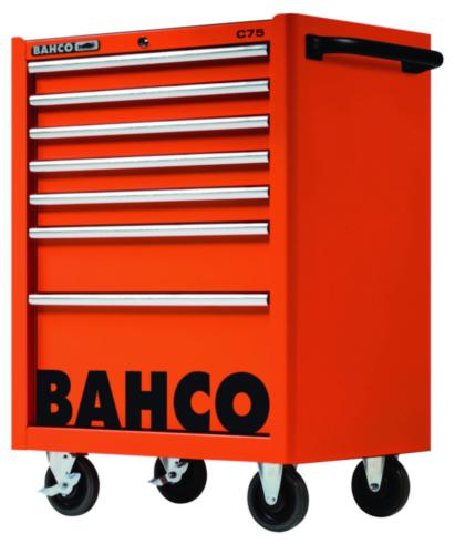 BAHC CHARIOT CLASSIC ORANGE 7L