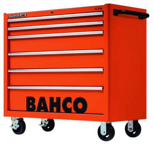 BAHC CLASSIC C75 TROLLEY ORANGE 1475KXL6