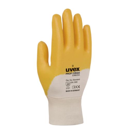 Uvex Beschermende handschoenen Nitril PROFI 60147 SIZE 8