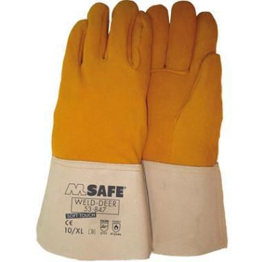 Protective gloves 5VNG LASHNDS DSPLT