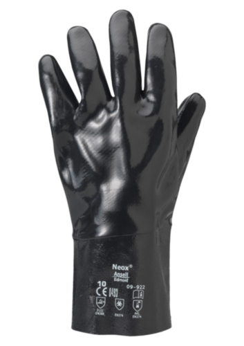 Ansell Chemical resistant gloves Scorpio 09-922 SIZE 10