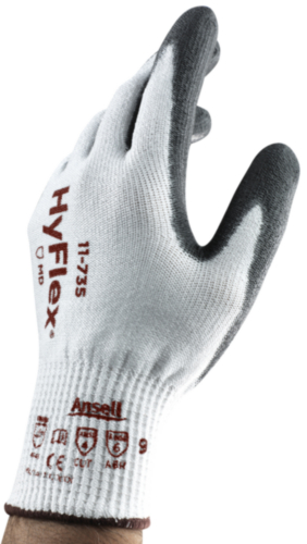Ansell Cut resistant gloves 11-735 11-735 SIZE 10